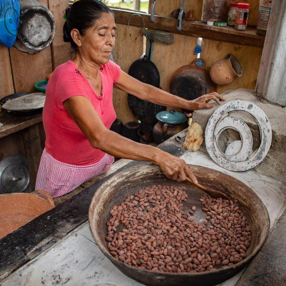 Mi descubrimiento del cacao