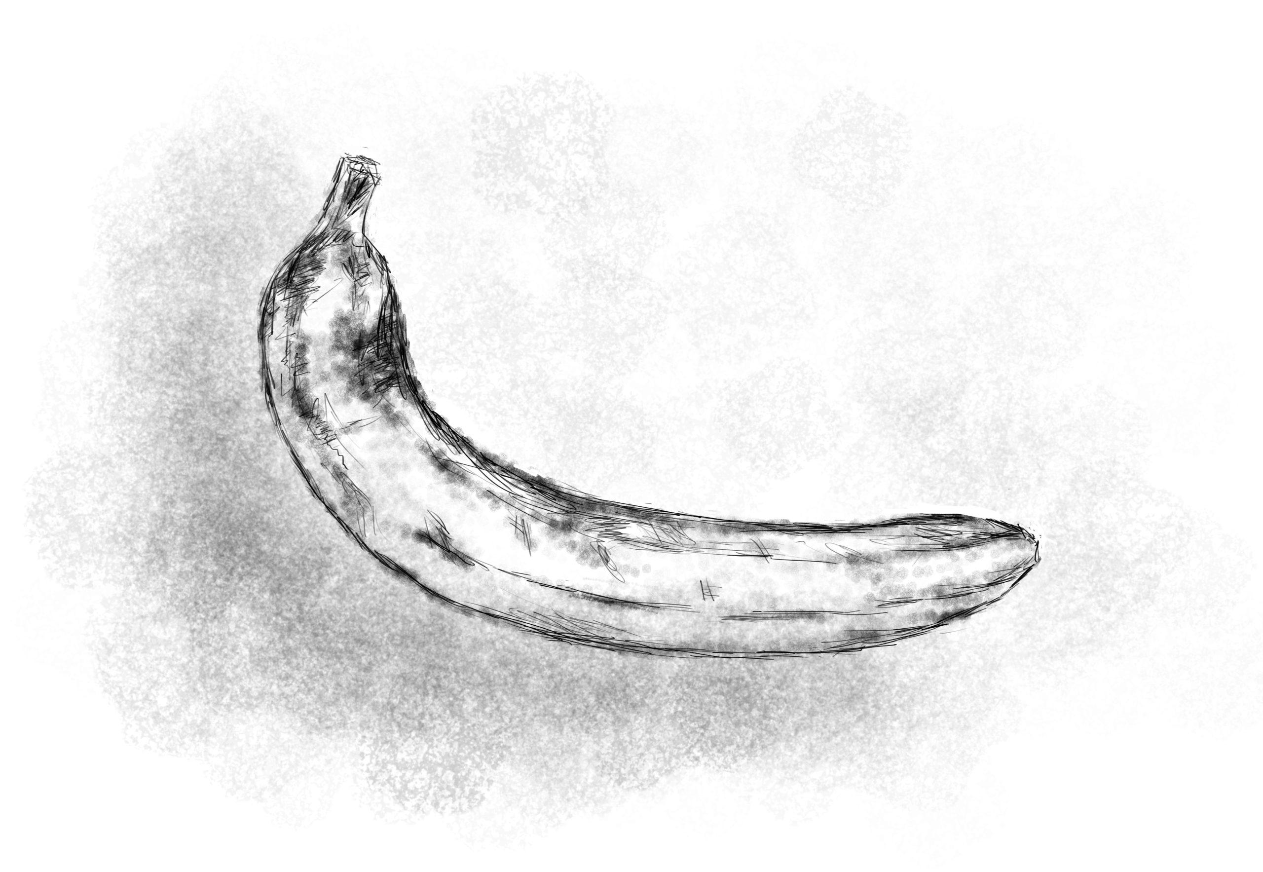 Recetas con descartes: Tortillas de plátano con frutillas