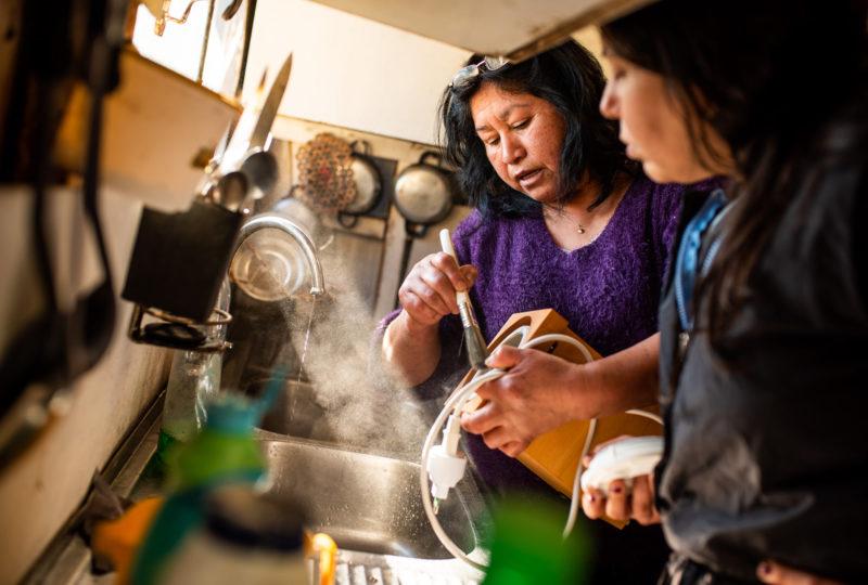 Emprendimiento femenino e iniciativa local para el desarrollo de harina de cochayuyo
