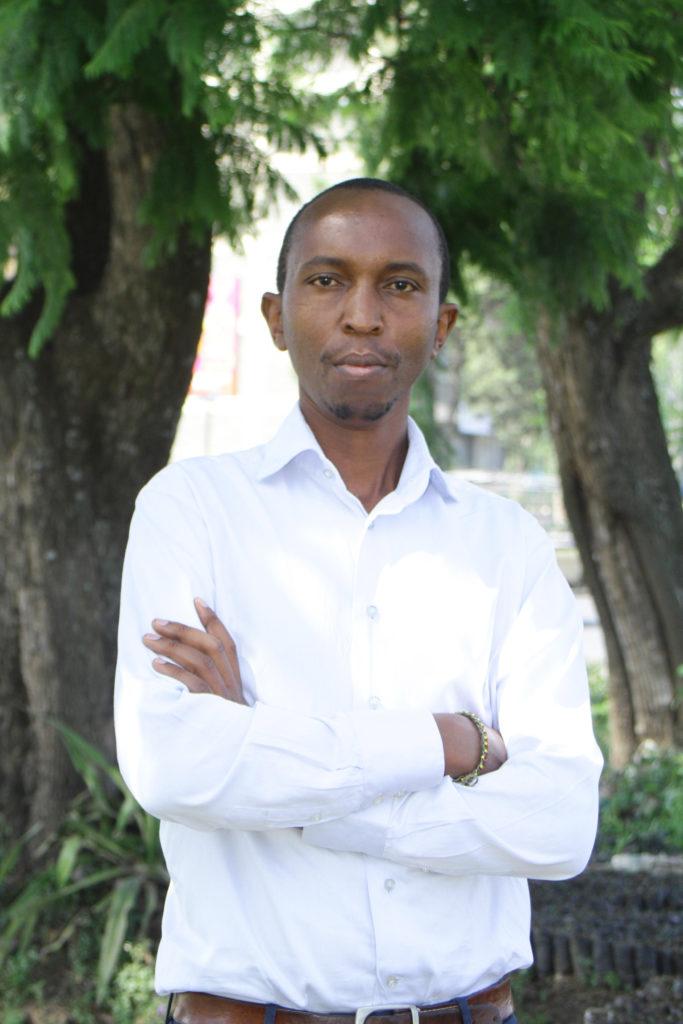 James Wakibia