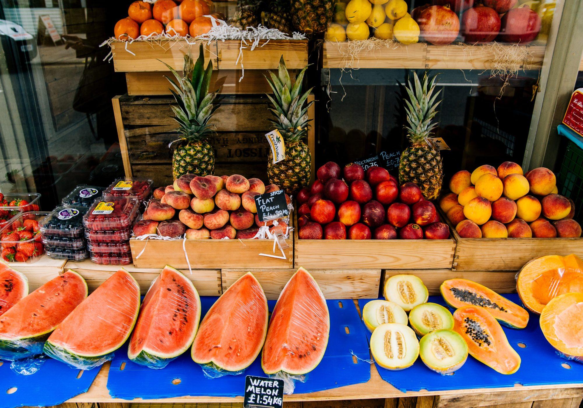 Reconectar con los alimentos a través de una alimentación consciente