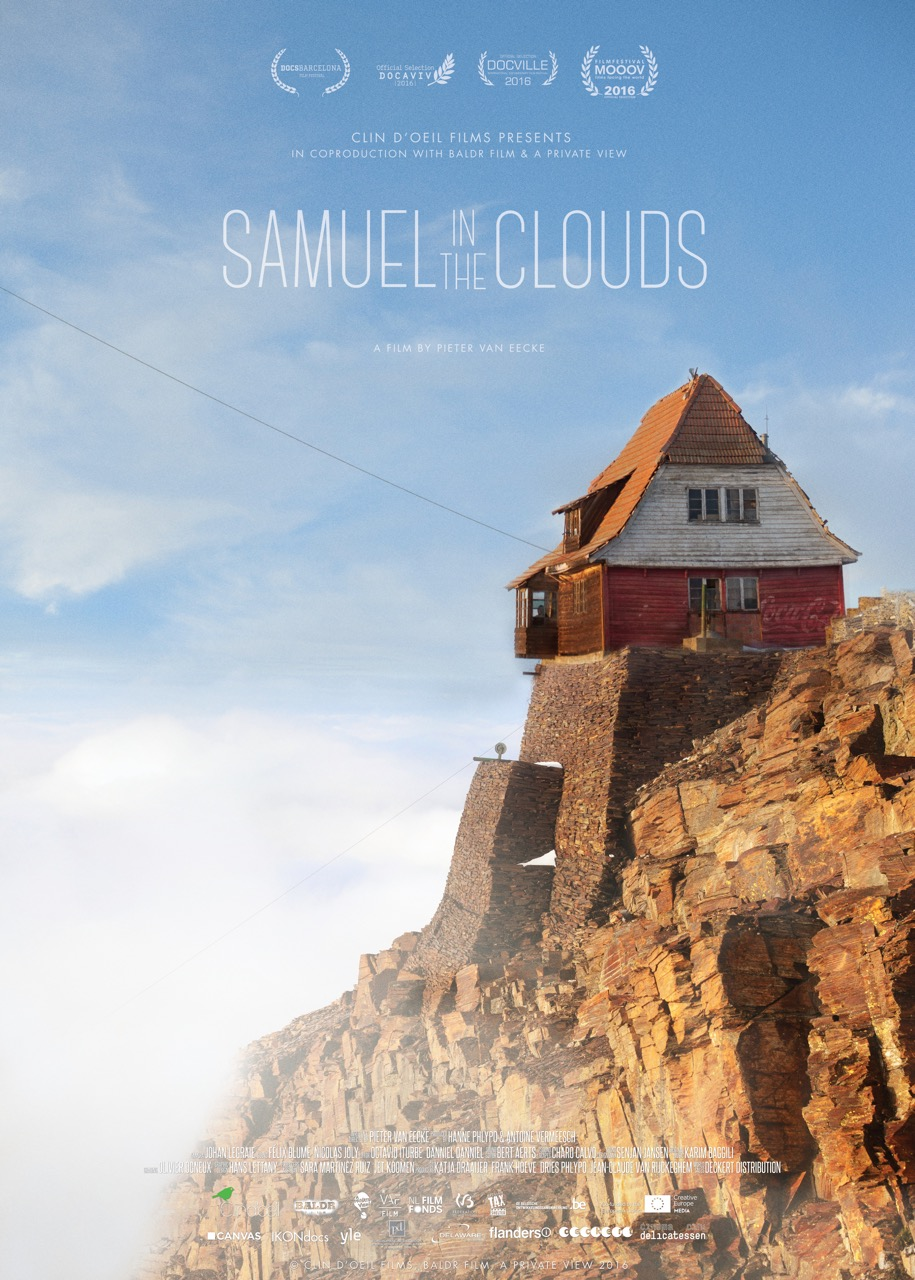Samuel en las nubes