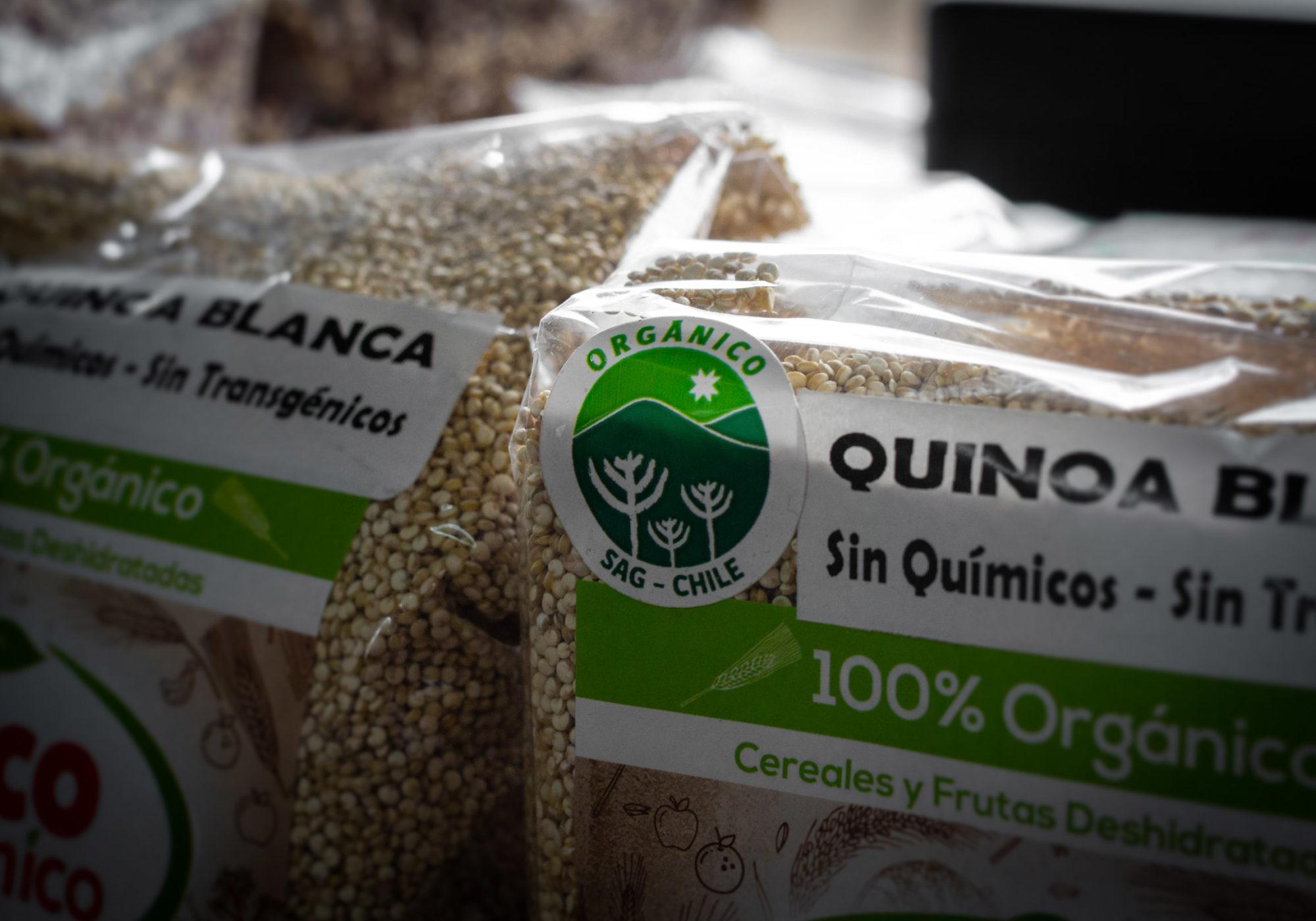 Certificaciones orgánicas en Chile