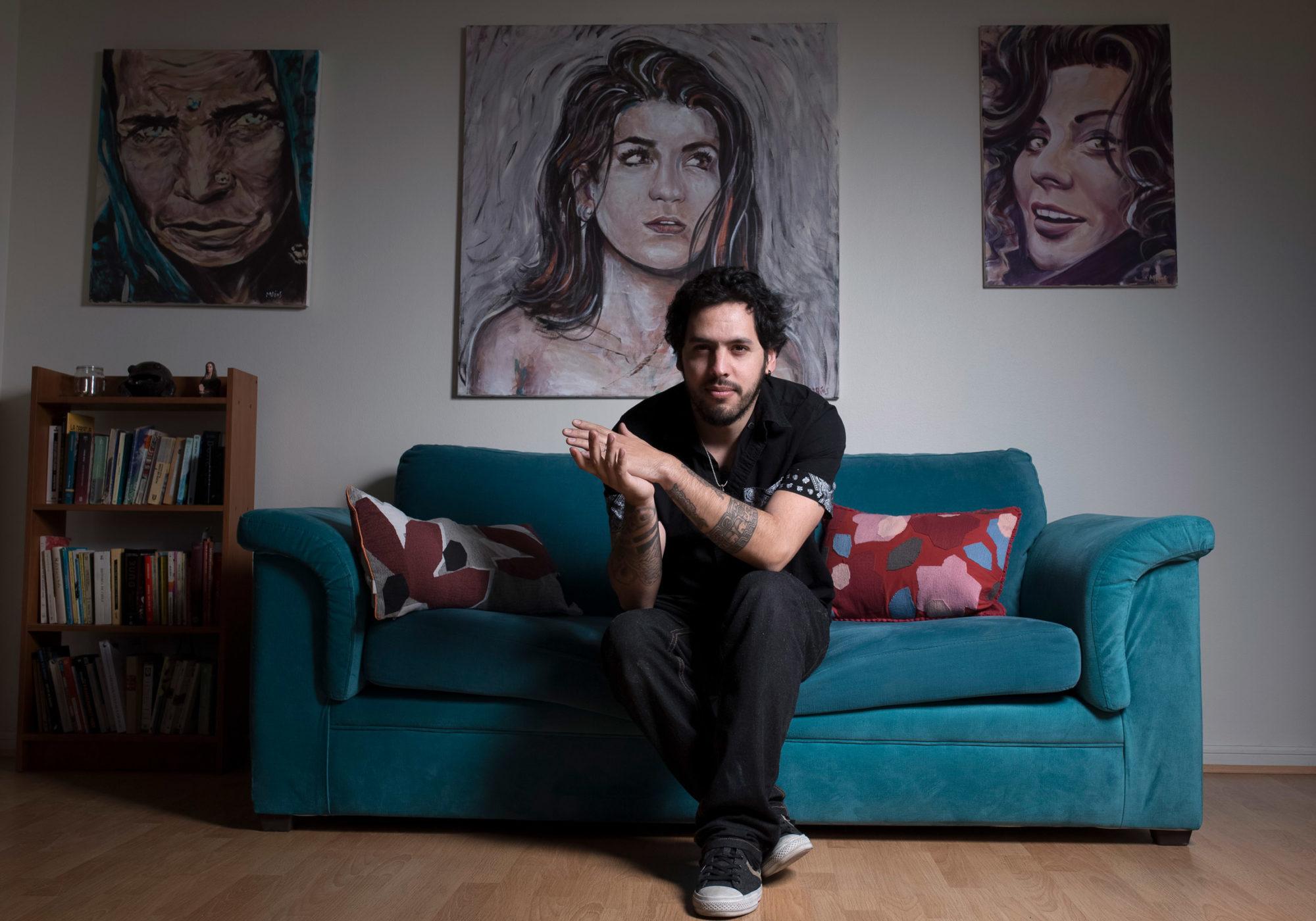 Miguel Ríos Peters