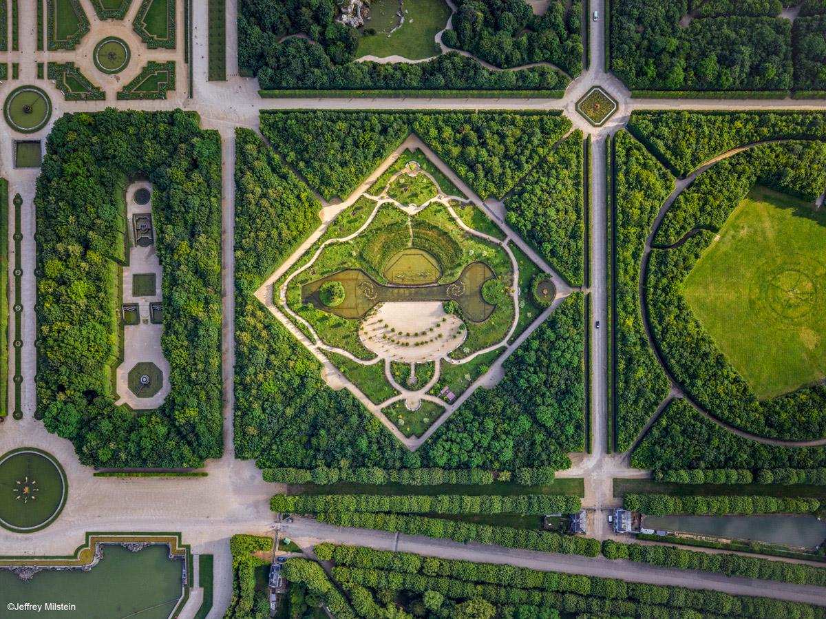 El origen de los jardines